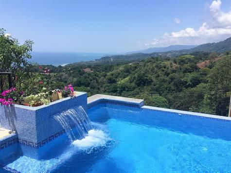 3 Bedroom Whales Tail With Stunning Sunset Views, Bahia Ballena - CRI (photo 3)
