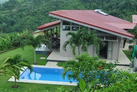 Tres Rios Family Home With Ocean Views , San Buenas - CRI (photo 1)