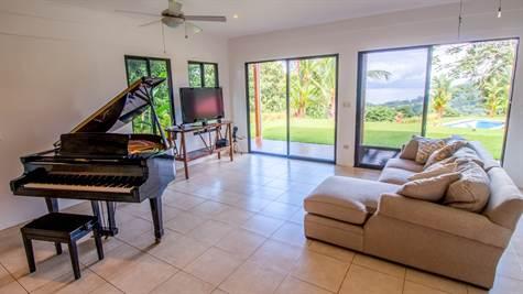 2 Acres - 3 Bedroom Ocean View Home Plus Pool And , Uvita - CRI (photo 2)