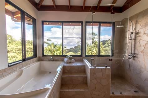 2 Acres - 3 Bedroom Ocean View Home Plus Pool And , Uvita - CRI (photo 3)