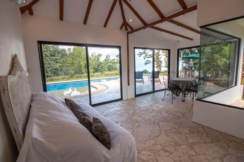 2 Acres - 3 Bedroom Ocean View Home Plus Pool And , Uvita - CRI (photo 5)