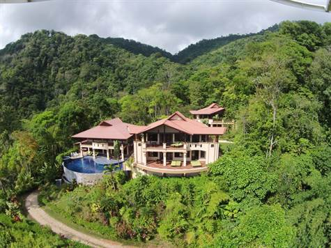Epic Ocean View Estate Above Dominical, Dominical - CRI (photo 5)