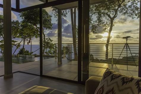 Dream Villa Above Dominical, Epic White Water View, Dominical - CRI (photo 1)