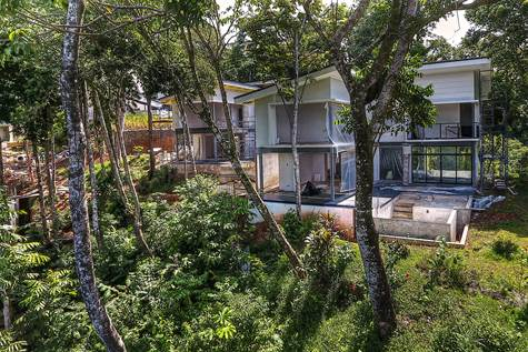 Dream Villa Above Dominical, Epic White Water View, Dominical - CRI (photo 5)