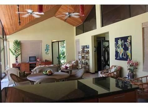 Tropical Dream Home With Huge Ocean Views, Cinco V, Uvita - CRI (photo 5)