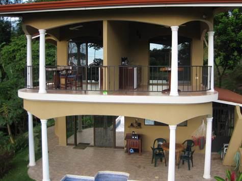Casa Rana Verde, Located On Calle Perezoso, One Of, Ojochal - CRI (photo 1)