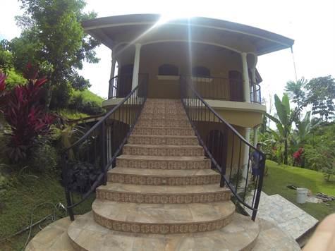 Casa Rana Verde, Located On Calle Perezoso, One Of, Ojochal - CRI (photo 5)