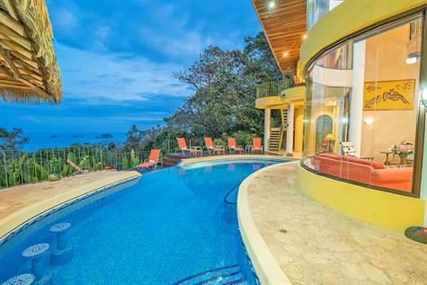 Grand Ocean View Estate In Manuel Antonio Costa Ri, Manuel Antonio - CRI (photo 5)