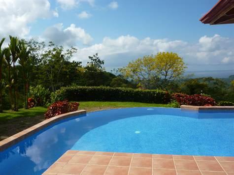 Stunning Ocean View Family Home, Ojochal, Uvita - CRI (photo 2)