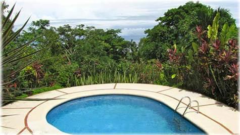 Casa De Cinema, Ocean View Home With Amazing Cover, Dominical - CRI (photo 2)