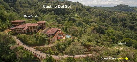 Lavish Mansion Estate With 3 Pools And Private Hel, Uvita - CRI (photo 1)