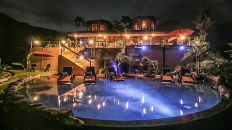 Lavish Mansion Estate With 3 Pools And Private Hel, Uvita - CRI (photo 2)