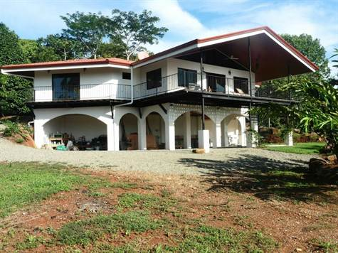 Sustainable Living At Its Best: Punta Mira, Dominical - CRI (photo 1)
