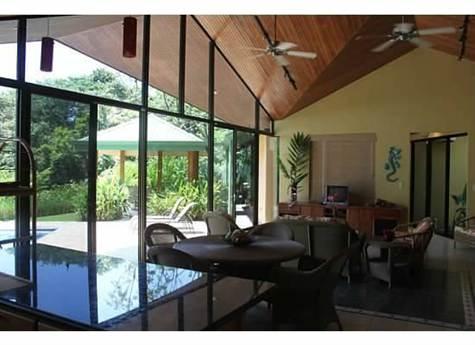 Casa De Ventanas, Ocean View Home On Over 6 Acres , Ojochal - CRI (photo 4)