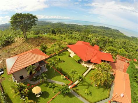 Luxurious Ocean View Mansion Or B&b, With Guest Ho, Uvita - CRI (photo 2)
