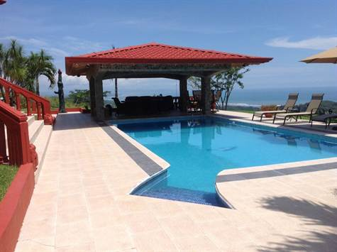 Luxurious Ocean View Mansion Or B&b, With Guest Ho, Uvita - CRI (photo 3)