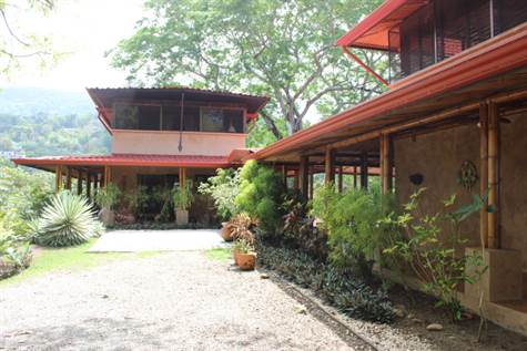 Uvita Hills Costa Rica, Casa Costa Ballena. 5 Minu, Uvita - CRI (photo 1)