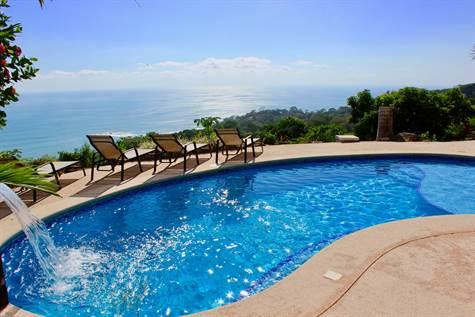 Luxury 5 Bedroom Ocean View Estate, Dominical - CRI (photo 2)