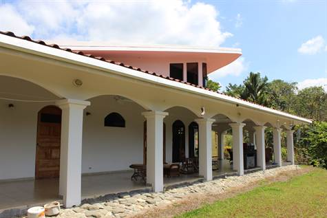 Luxury Ranch On 16 Acres, With Waterfall, Quepos - CRI (photo 2)