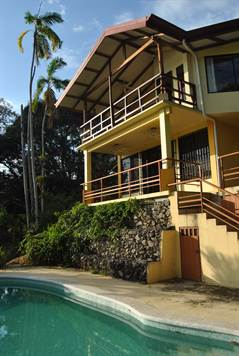 Exclusive Escaleras, Oceanview Home With Pool, Dominical - CRI (photo 1)