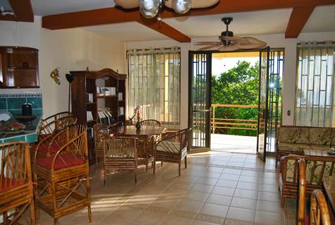 Exclusive Escaleras, Oceanview Home With Pool, Dominical - CRI (photo 4)