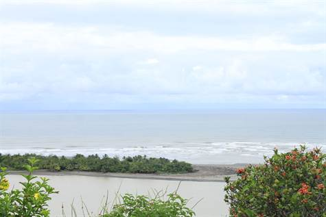 Views Beyond Words For This Front Ridge Ocean View, Uvita - CRI (photo 1)