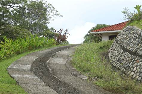 Views Beyond Words For This Front Ridge Ocean View, Uvita - CRI (photo 5)