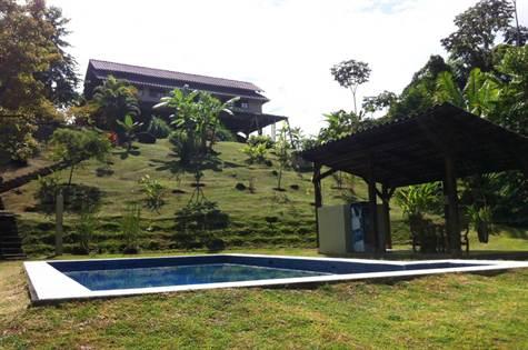 Popular Restaurant, Hotel, Owners Home, Mamas Y Pa, Ojochal - CRI (photo 2)