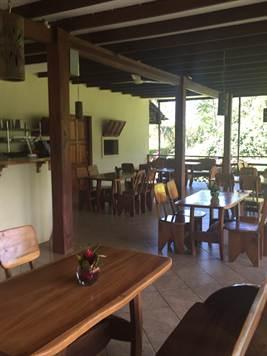 Popular Restaurant, Hotel, Owners Home, Mamas Y Pa, Ojochal - CRI (photo 3)
