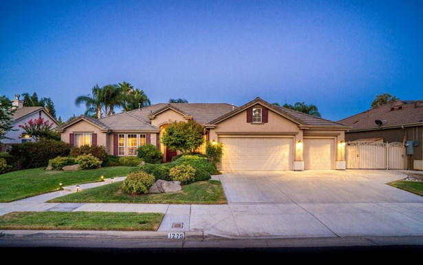 1275 N Terry Avenue, Clovis, CA - USA (photo 1)
