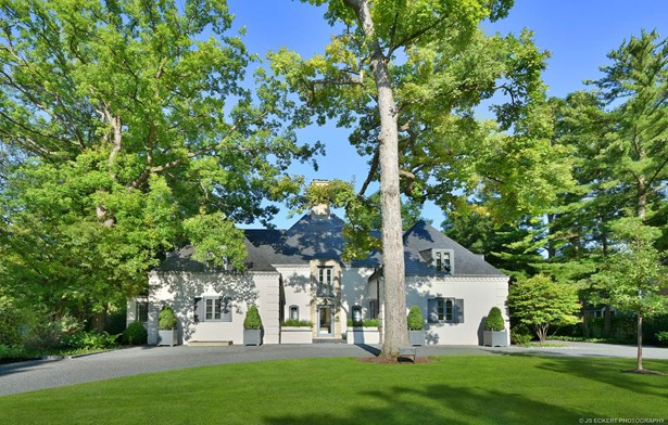 2 Stories, French Provincial - Lake Forest, IL