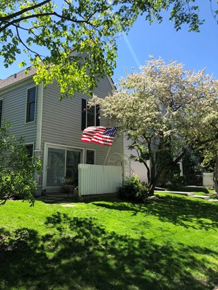 Condo,T3-townhouse 3+ Stories,Residential Rental - LAKE BLUFF, IL
