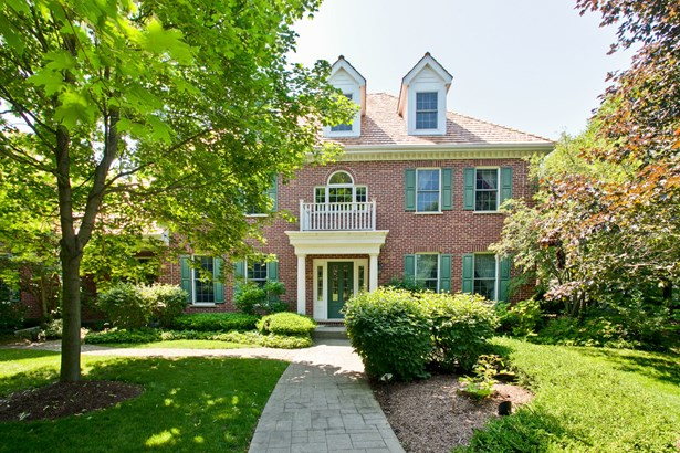 3 Stories, Georgian - Lake Forest, IL