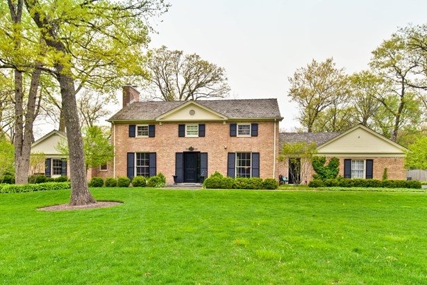 2 Stories, Traditional - Lake Forest, IL