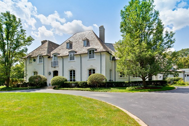 3 Stories, French Provincial - Lake Forest, IL