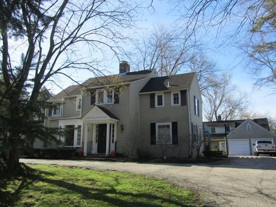 Farmhouse, 2 Story Unit/S,Coach House - LAKE FOREST, IL
