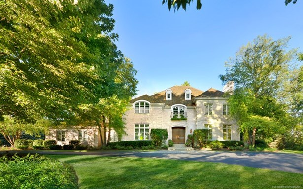2 Stories, French Provincial - LAKE FOREST, IL (photo 1)