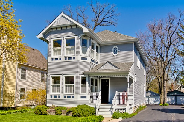 2 Stories, Victorian - LAKE FOREST, IL (photo 1)