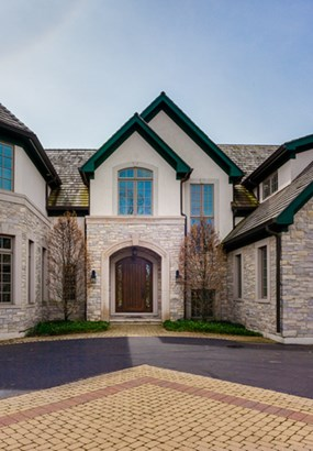 2 Stories, Traditional - BANNOCKBURN, IL (photo 3)