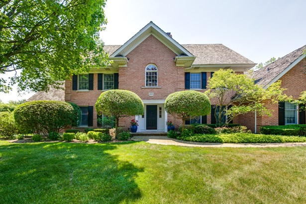 2 Stories, Georgian - Lake Forest, IL
