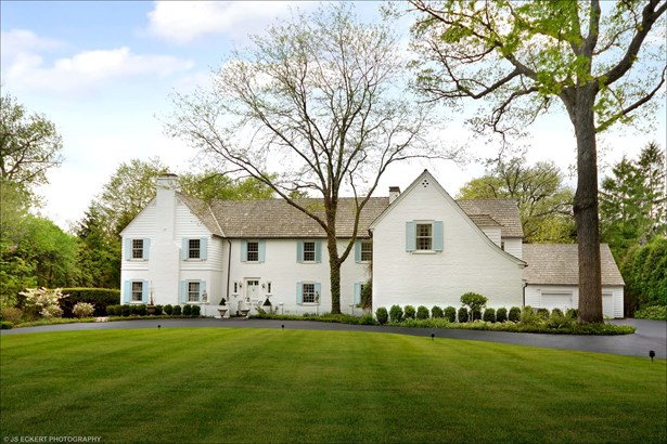 2 Stories, Traditional - LAKE FOREST, IL (photo 2)