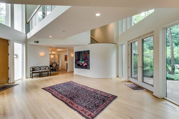 2 Stories, Contemporary - LAKE FOREST, IL (photo 3)