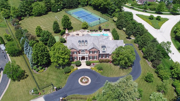 3 Stories, Traditional - LAKE FOREST, IL (photo 2)