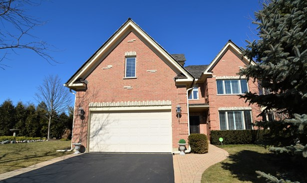 Townhouse-2 Story - LAKE FOREST, IL (photo 1)