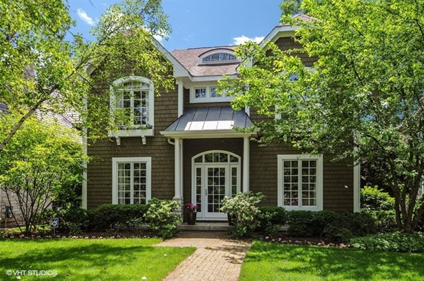 2 Stories, Traditional - LAKE BLUFF, IL (photo 1)