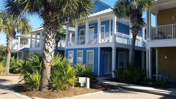 Florida Cottage, Detached Single Family - Miramar Beach, FL (photo 1)