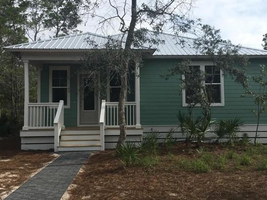 Florida Cottage, Detached Single Family - Santa Rosa Beach, FL (photo 1)
