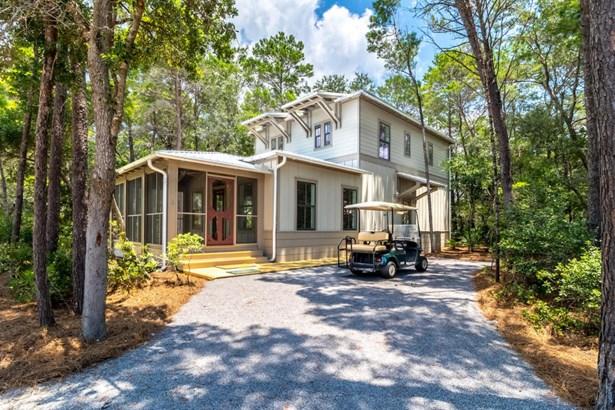 Florida Cottage, Detached Single Family - Seacrest, FL (photo 1)