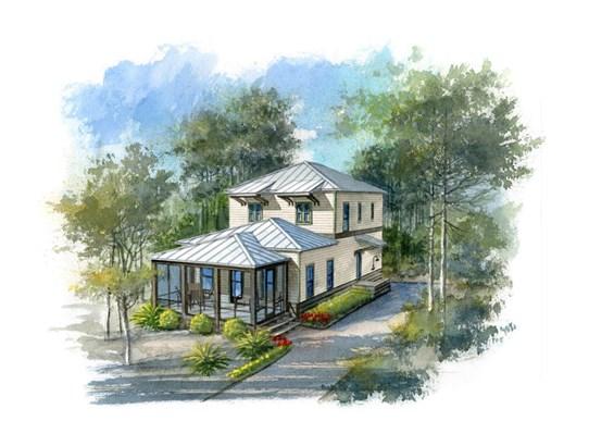 Florida Cottage, Detached Single Family - Seacrest, FL (photo 2)