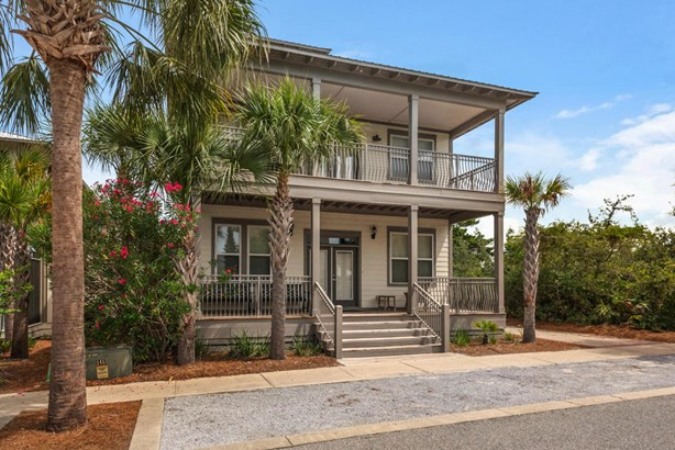 Detached Single Family, Beach House - Inlet Beach, FL (photo 3)